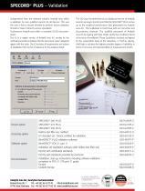 Flyer UV/Vis Validation - 2
