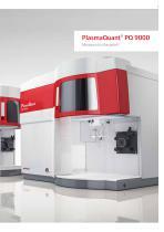 High-Resolution Array ICP-OES PlasmaQuant® PQ 9000 - 3