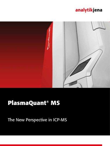 PlasmaQuant® MS