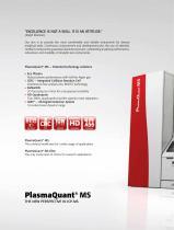 PlasmaQuant® MS - 2