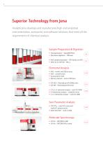 Product Overview Chemical Analysis - 2