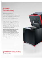 qTOWER3 Product Family - 2