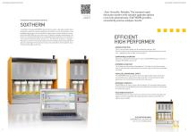 Automatic extraction systems SOXTHERM - 2