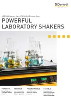 POWERFUL LABORATORY SHAKERS - 1