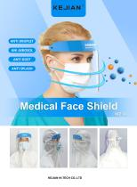 face shields/face cover/face protection mask - 1