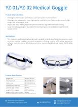 medical goggles - 2