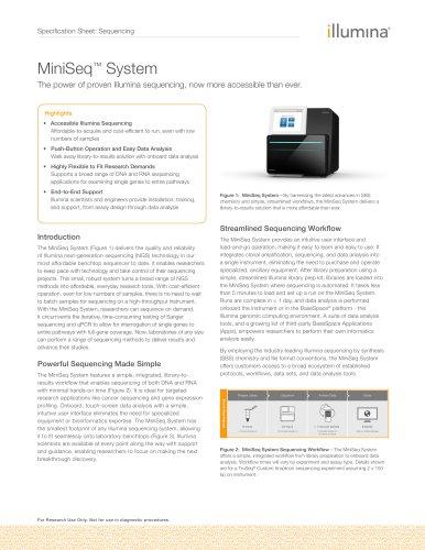 MiniSeq System