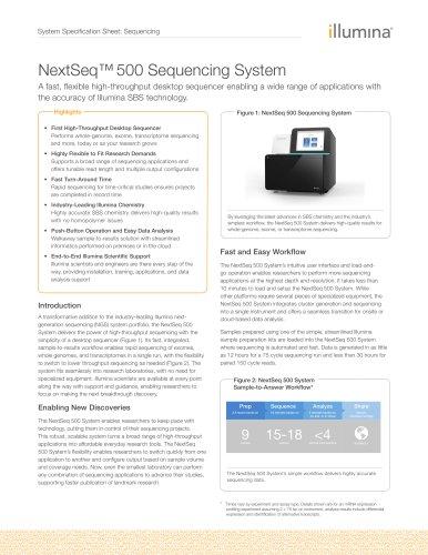NextSeq 500