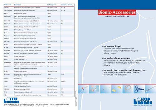 Bionic-Accessories