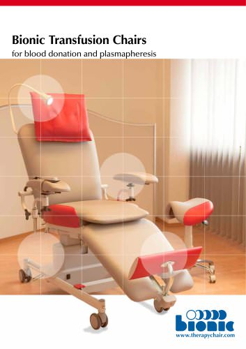 Bionic Transfusion Chairs