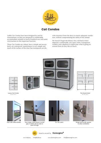 Lubb: Cat Condos