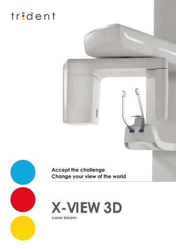 X-View 3D Cone Beam
