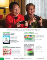 ORTHODONTIC PRODUCTS CATALOG - 6