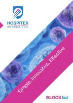 Brochure BLOCKfast -  Hospitex