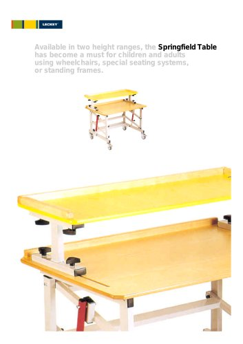 Springfield Table