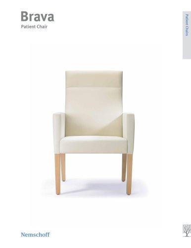 Brava Patient Chair