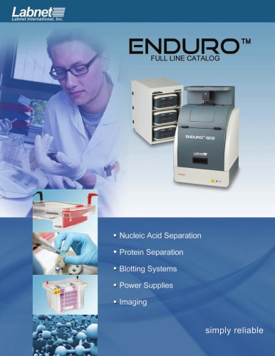 Enduro Catalog