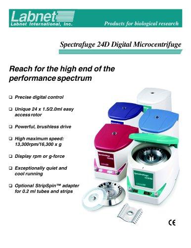 Spectrafuge 24D