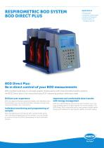 Respirometric BOD System BOD Direct Plus - 1