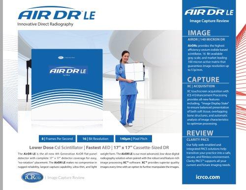 AirDR LE c
