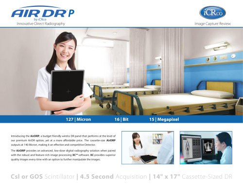 AirDR-P