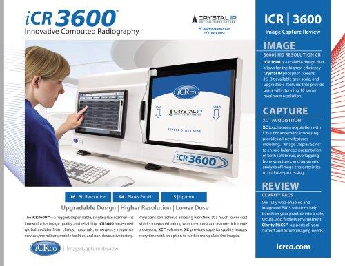 iCR3600LF