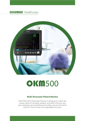 OKM 500 Patient Monitor