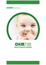 OKM 730 Infant Radiant Warmer