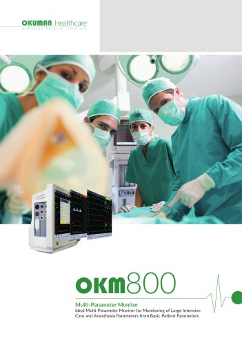 OKM 800 MULTI-PARAMETER MONITOR