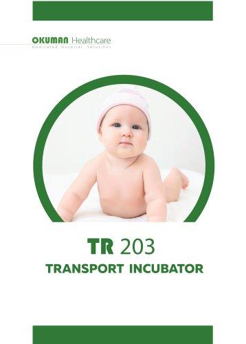TR 203 TRANSPORT INCUBATOR
