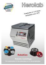 Flyer Robotic centrifuge RobotCen - 1