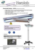 Germicidal Lamp - 1