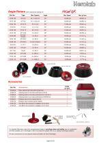 HiCen GR - Large Volume Floor Standing Centrifuge - 3