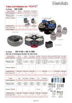 HiCen GT - Large Volume Table Top centrifuge - 9