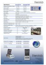 Microliter centrifuge MicroCen MR - 4