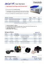 NEW: Super High-Speed Centrifuge UniCen HR - 2