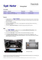 Spot Hunter - Proteomic Workstation - 3