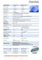 Universal centrifuge UniCen M / MR - 4