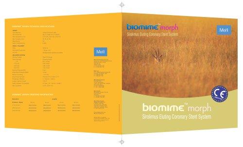 BioMime Morph