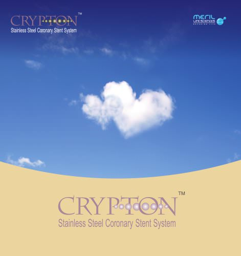 Crypton - Stainless Steel Coronary stent System