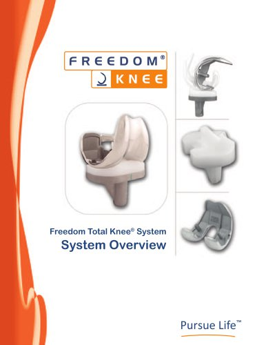 Freedom Knee® System