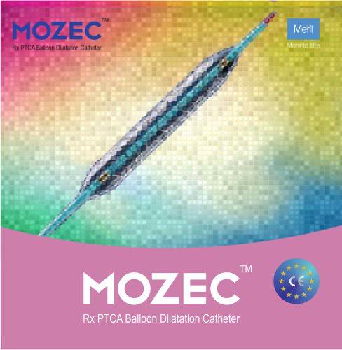 Mozec - Rx PTCA Balloon dilatation Catheter System