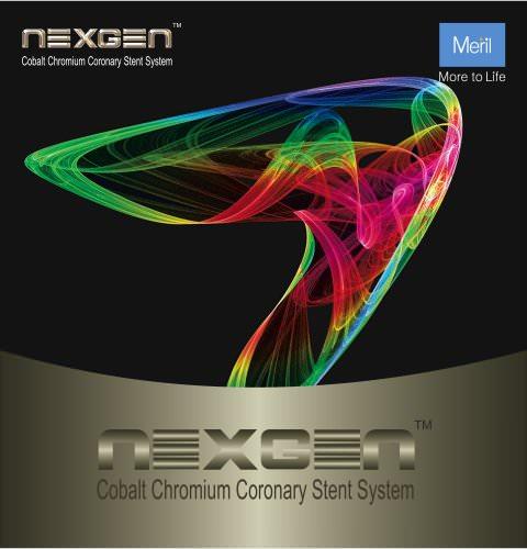 Nexgen - Cobalt Chromium Stent system