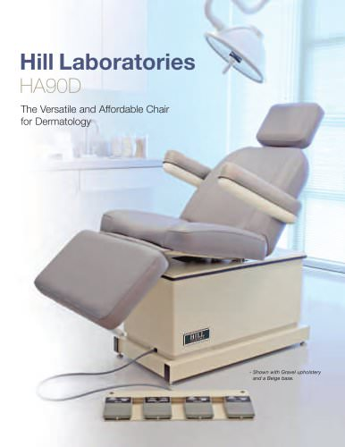 Hill HA90D Dermatology Medical Chair