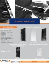 Standard line - body bags