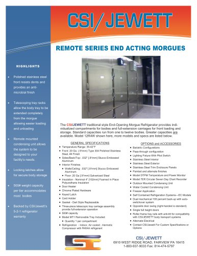 REMOTE MORGUE
