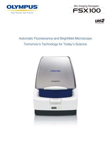 All-in-one Fluorescence Microscope FSX100