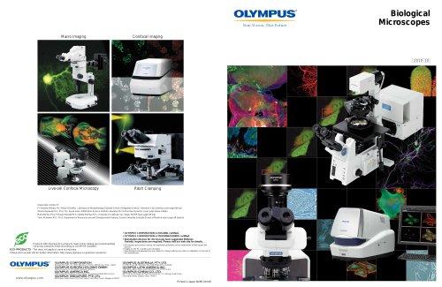 Biological Microscopes family