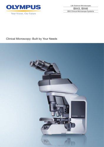 BX3 clinical family brochure