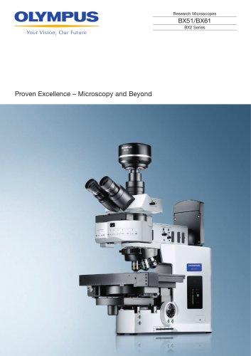 BX51 BX61 product brochure